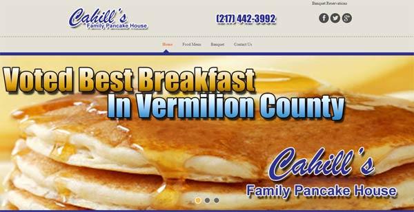Cahills Family Pancake House