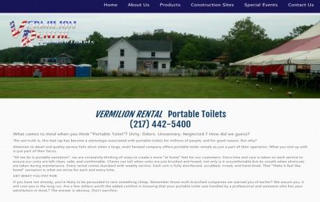 vermilion-rental